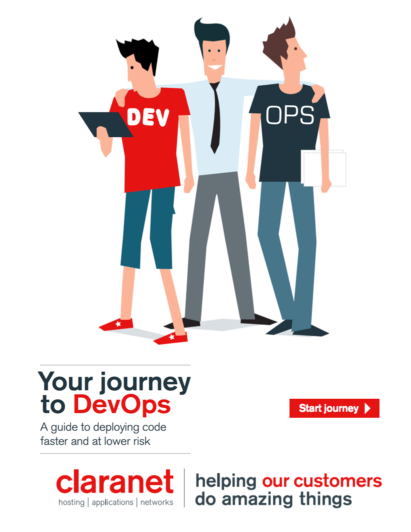 Your journey to DevOps