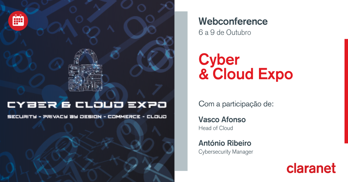 Cyber & Cloud Expo - Sponsored by Claranet