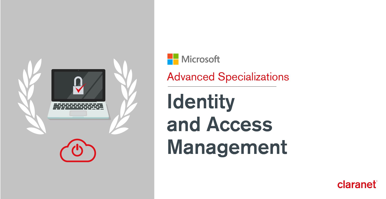 Claranet - Microsoft Advanced Specialization