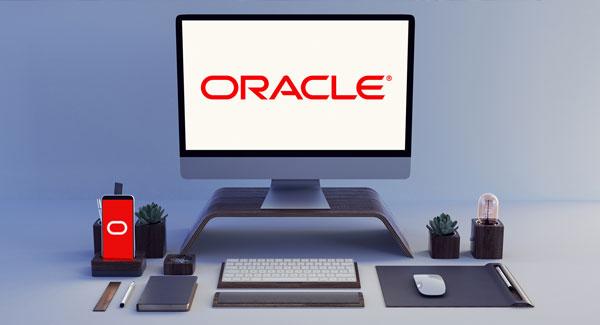 Infraestrutura completa Oracle
