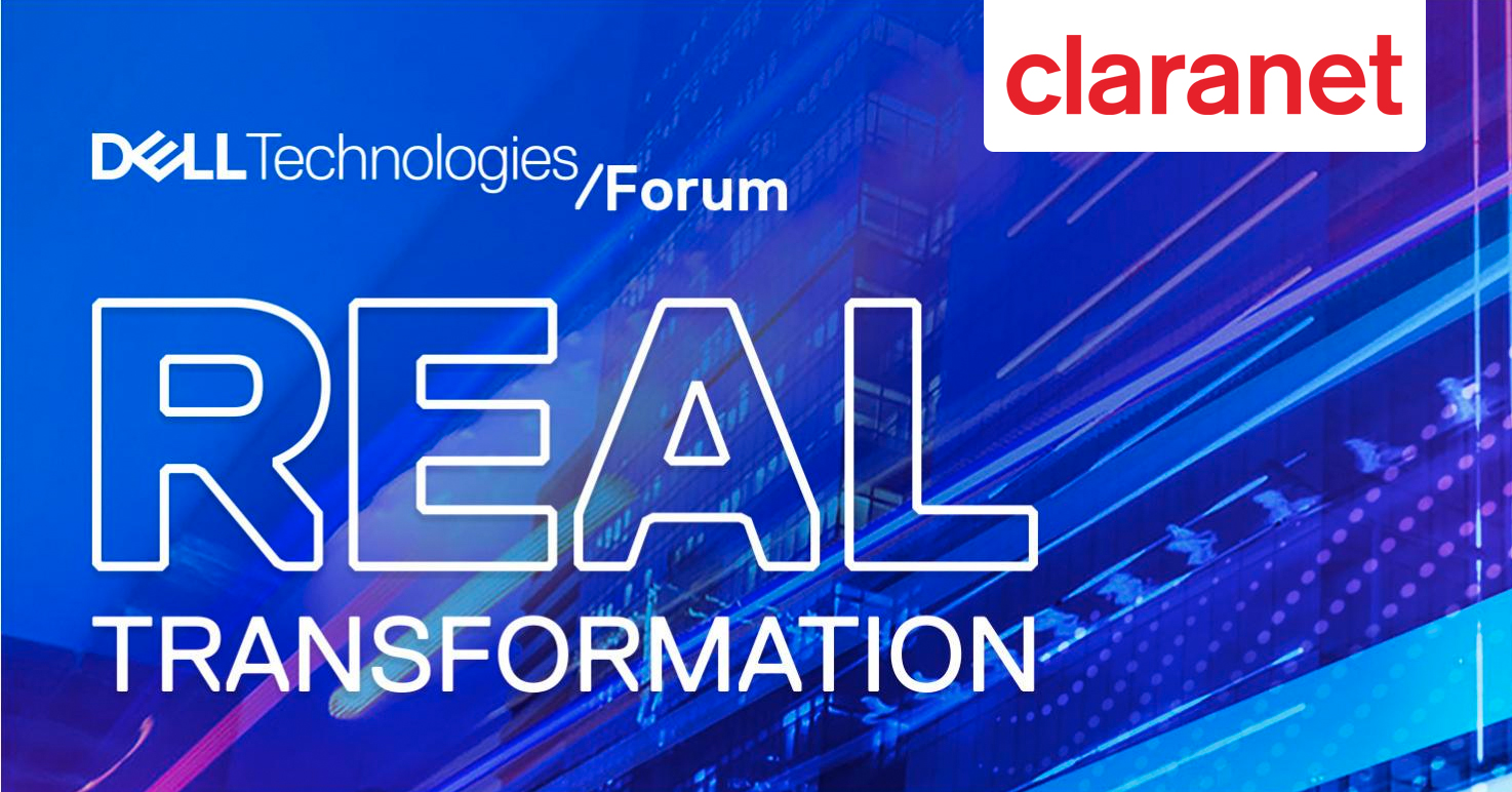 Claranet Portugal patrocina Dell Technologies Forum 2019