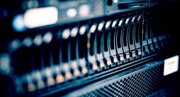 Gestão e backup de dados