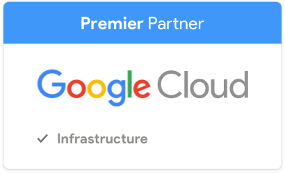 Google Cloud Premier Partner award